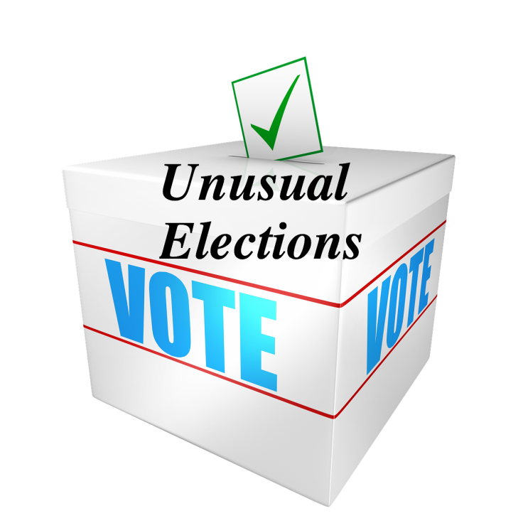 Unusual elections
